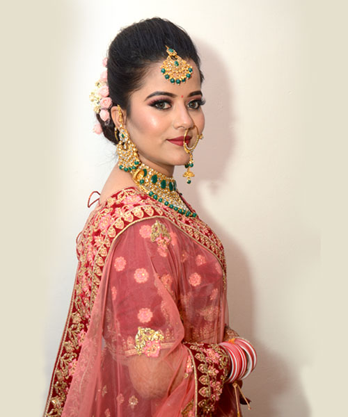 best makeup artist in Haridwar